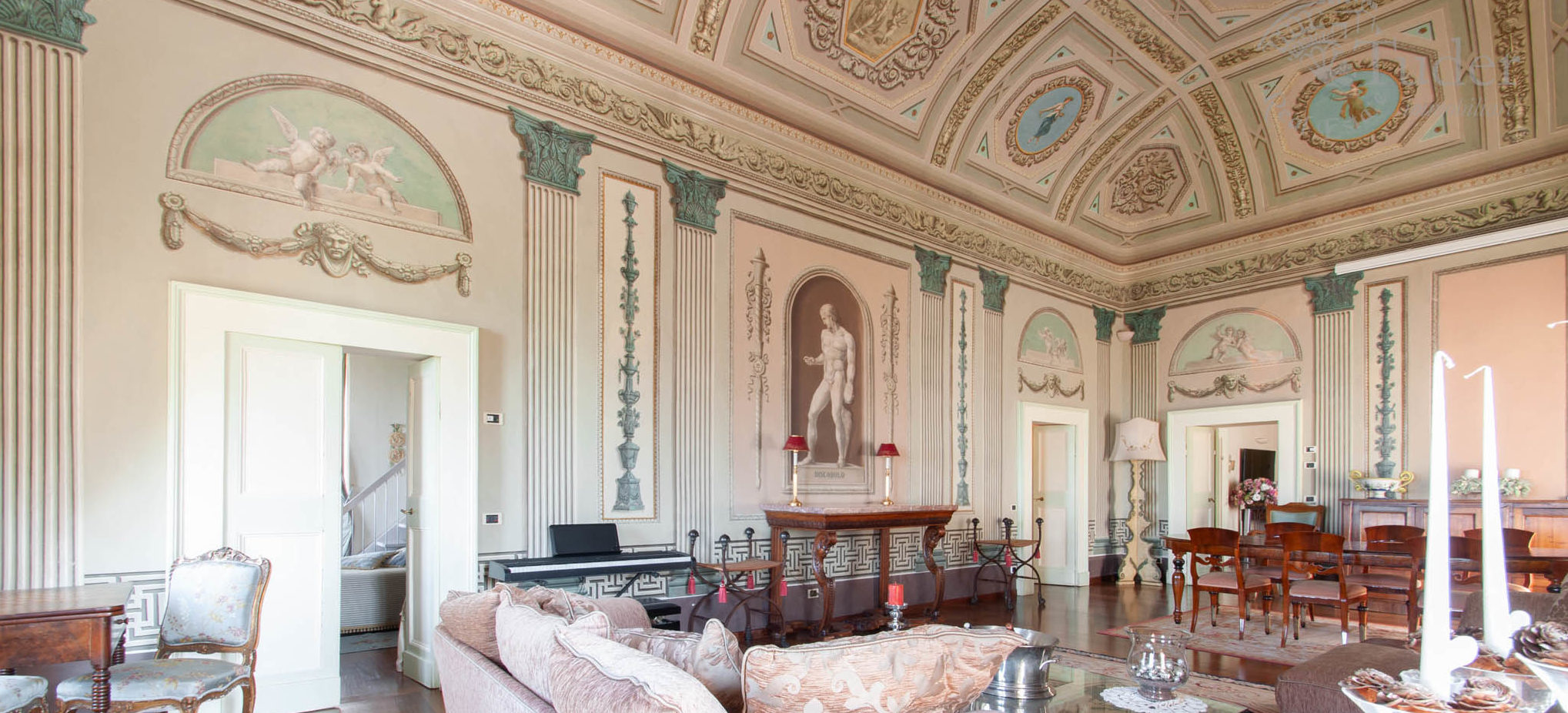 572 – Apartment in the historic centre of Assisi